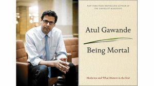Author and surgeon Atul Gawande. (Tim Llewellyn) Image distributed by Metropolitan Books with no restrictions. ** OUTS - ELSENT, FPG - OUTS * NM, PH, VA if sourced by CT, LA or MoD **